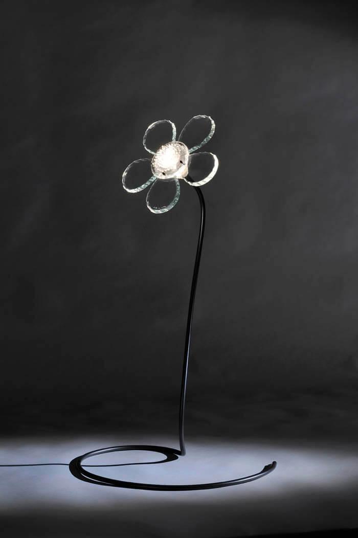 Claire Lune & Chlolophylle_epoxy noir (2011)