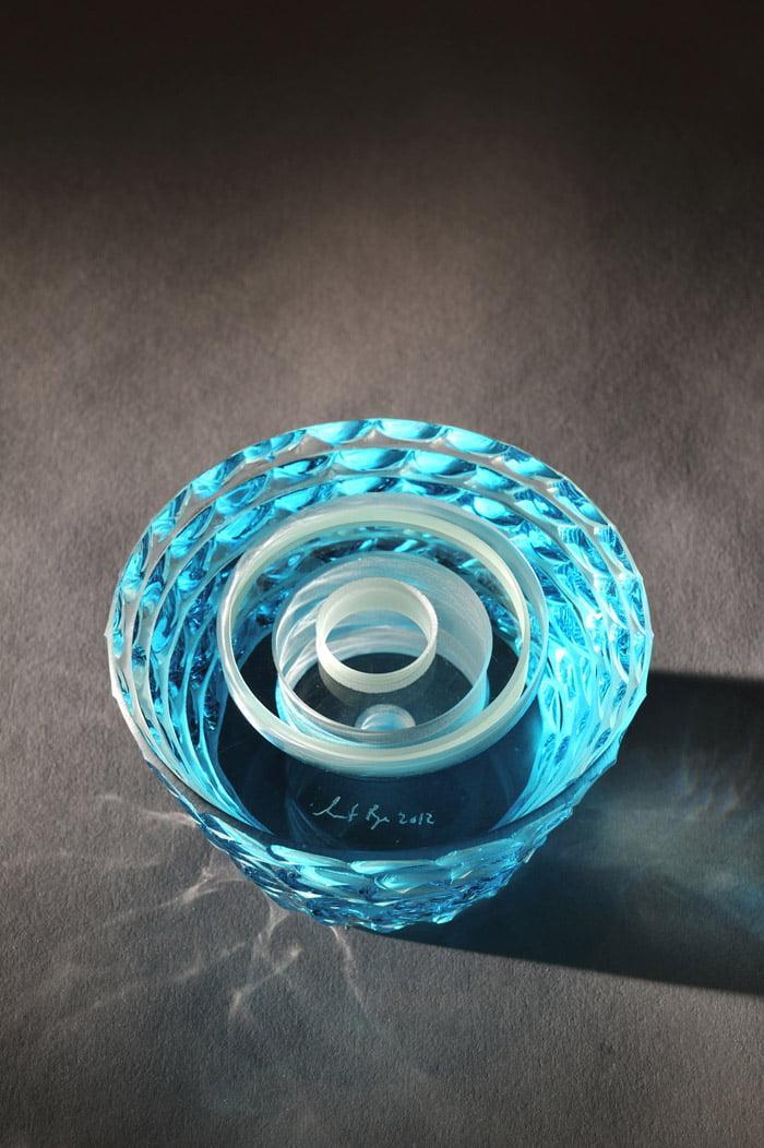 Soliflore Oth bleu