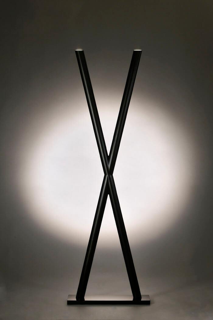 Lampadaire X